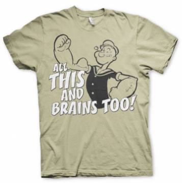All This And Brains Too-Popeye 38409