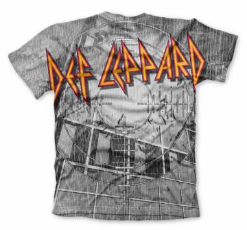 Pyromania Allover-Def Leppard 38525