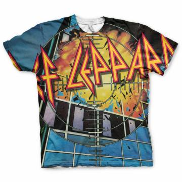 Pyromania Allover-Def Leppard 38526