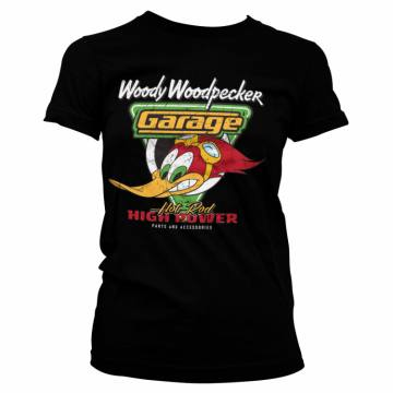 Garage-Woody Woodpecker-Disney 38531