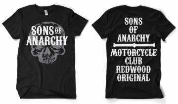 Motorcycle Club - Redwood Original - Sons Of Anarchy 38581