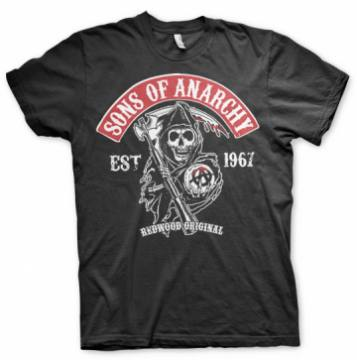 Redwood Original Red Patch - Sons Of Anarchy 38583