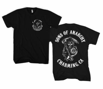 Full CA Backprint - Sons Of Anarchy 38584