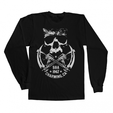 1967 Skull-Sons Of Anarchy 38719