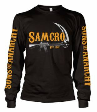 SAMCRO Est. 1967-Sons Of Anarchy 38723