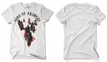 Motorcycle Gang - Sons Of Anarchy 38757