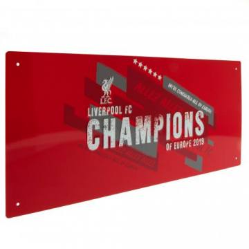Champions Of Europe- FC Liverpool 38815