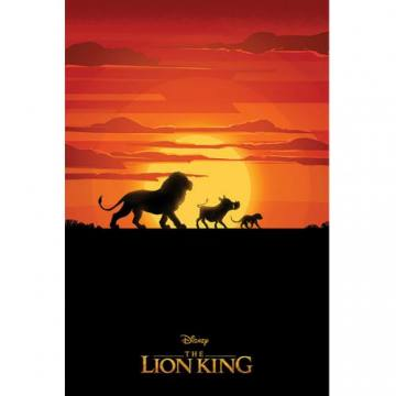 Sunset-Lion King-Disney 39968