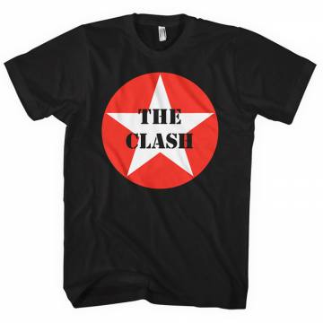 Star Badge-The Clash  39281