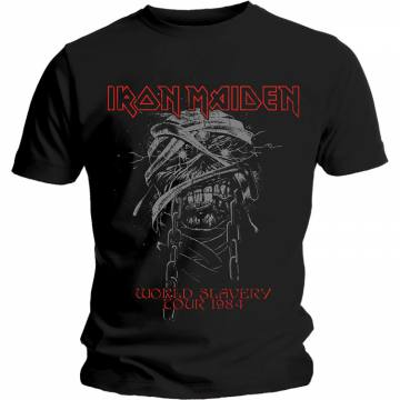 World Slavery 1984 Tour-Iron Maiden 39055