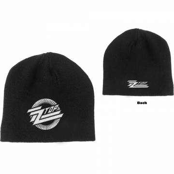 Circle Logo Black-ZZ Top 39158