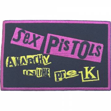Anarchy In The Pre-UK - Sex Pistols 39341