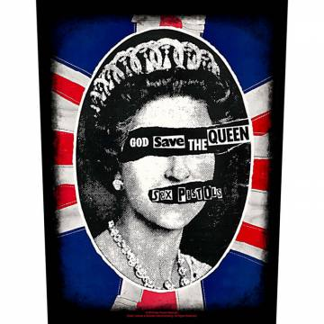 God Save The Queen - Sex Pistols 39342