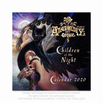 Children Of The Night - Alchemy Gothic 39540