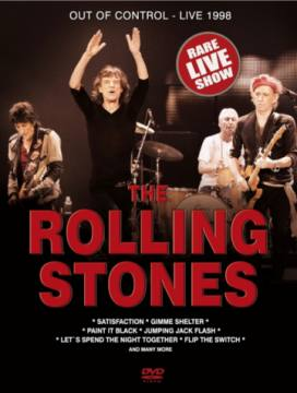Out Of Control Live 1998- Rolling Stones  39552