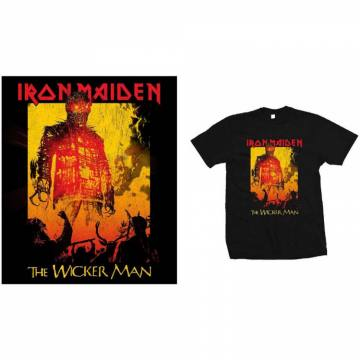 The Wicker Man Fire-Iron Maiden 39587