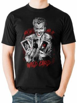 Joker Wild Card-Batman 40153