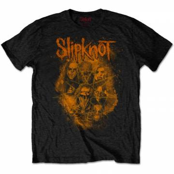 We Are Not Your Kind Orange-Slipknot 40288