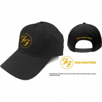 Circle Logo - Foo Fighters 40320