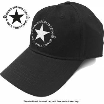 Circle Star Logo -Bruce Springsteen 40336