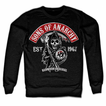 Original Red Patch-Sons Of Anarchy 40378