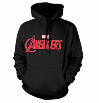 Classic Distressed Logo-Avengers 40388