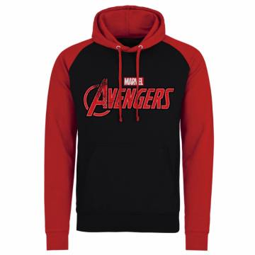 Classic Distressed Logo-Avengers 40389