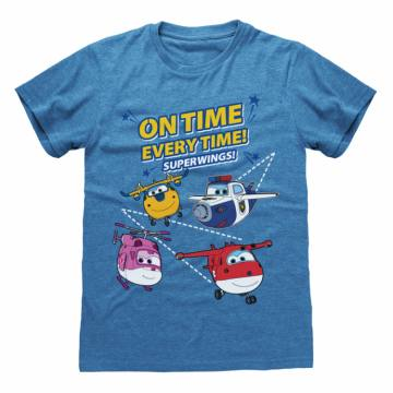 On Time Every Time-Super Wings 40409