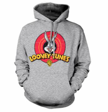 Distressed Logo- Looney Tunes-Bugs Bunny 40422