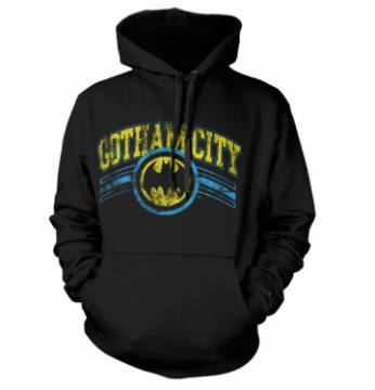 Gotham City Distressed- Batman 40465