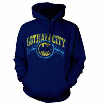 Gotham City Distressed- Batman 40466