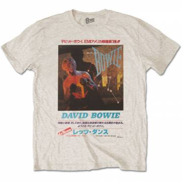 Japanese Text-David Bowie 40688