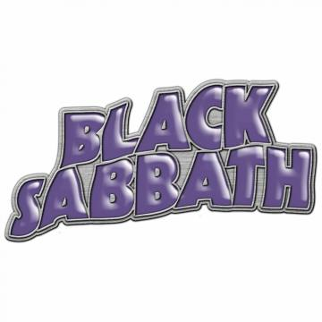 Purple Logo-Black Sabbath  41362