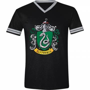 Slytherin V Neck- Harry Potter 41817