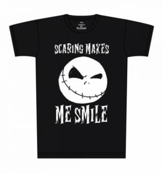 Scaring Makes Me Smile- - The Nightmare Before Christmas 41971
