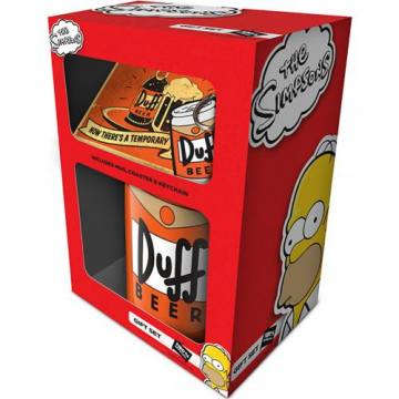 Duff Beer-The Simpsons 42046