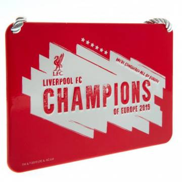 Champions Of Europe- FC Liverpool 42067