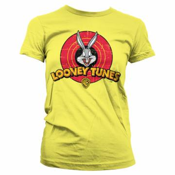 Distressed Logo- Looney Tunes-Bugs Bunny 42253