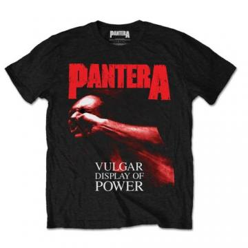 Red Vulgar Display Of Power-Pantera 42454