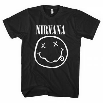 White Smiley-Nirvana 42984