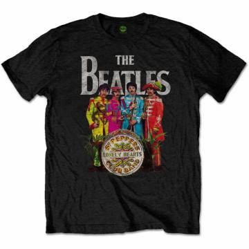 Sgt.Peppers Charcoal Grey-Beatles 42963