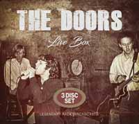 Live Box-The Doors 43573