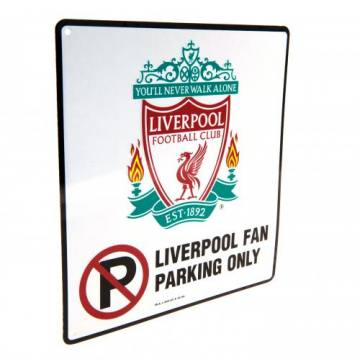 Liverpool Fan Parking Only- FC Liverpool 43661
