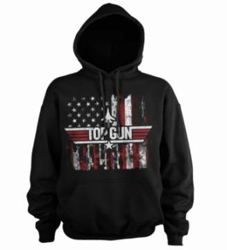 Distressed Flag America-Top Gun 43811