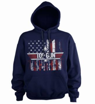 Distressed Flag America-Top Gun 43812