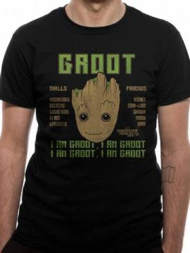Groot Skills-Guardians Of The Galaxy 43038
