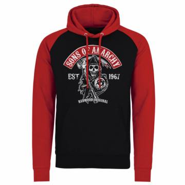 Original Red Patch-Sons Of Anarchy 43347