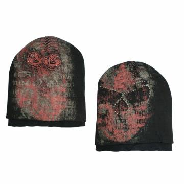 Double Layer Skull-Alchemy Gothic 43411