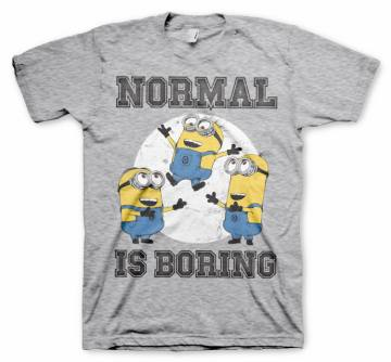 Normal Is Boring-Despicable Me-Minions 44489