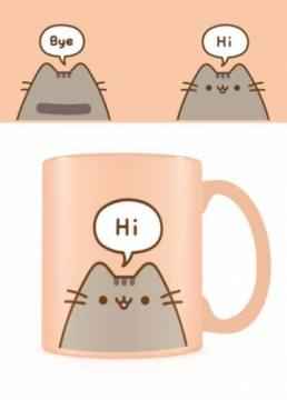 Hello Goodbye- Pusheen 44546